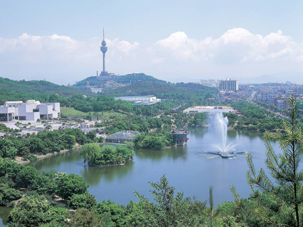 대구 시민들의 문화공원, 두류공원
